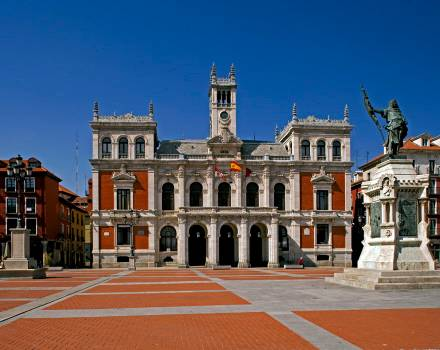 Plaza mayor de Valladolid
