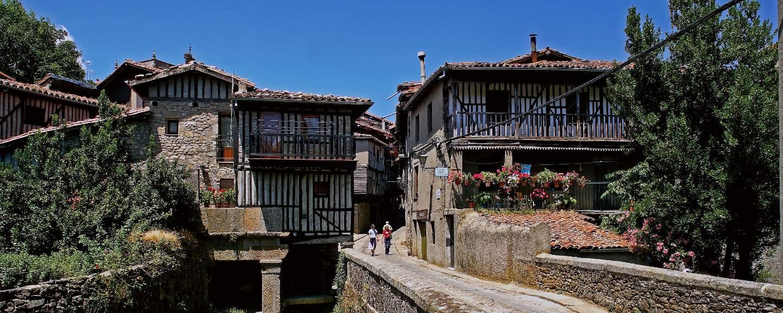 La Alberca. Arquitectura popular