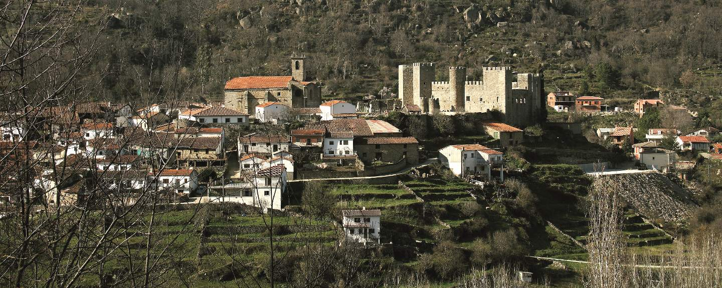 Montemayor del Río. Castillo