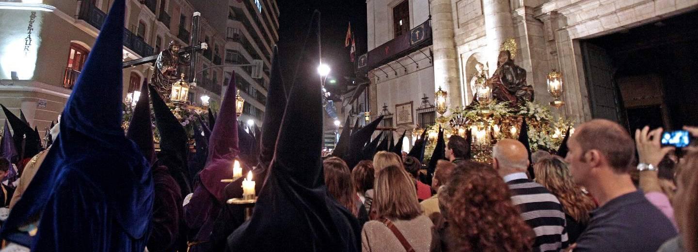 Semana Santa de Valladolid. Virgen de las Angustias