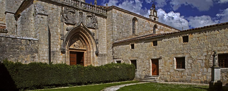 Burgos. Cartuja de Miraflores