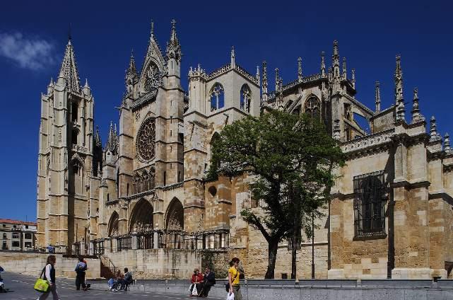 León. Catedral