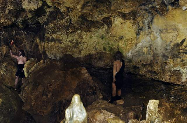 Cueva de los Enebralejos (Prádena)