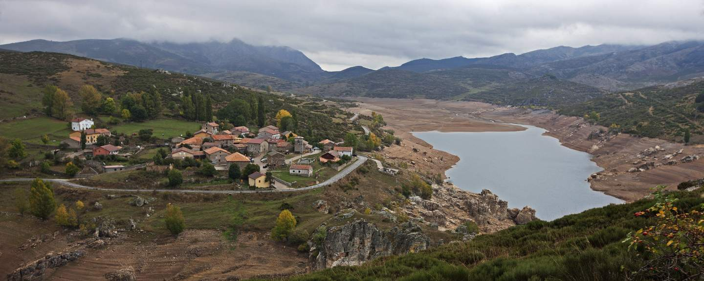 Embalse de Camporredondo