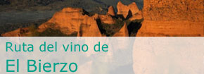 Ruta del Vino de Bierzo. This link opens in a popup window