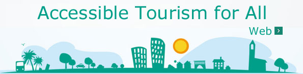 Accessible Tourism for All. This link opens in a popup window
