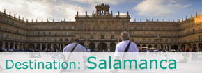 Destination Salamanca. This link opens in a popup window