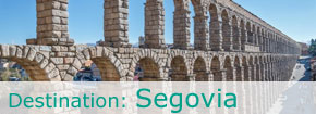 Destination Segovia. This link opens in a popup window