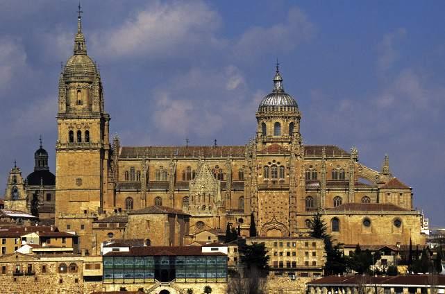 Salamanca. Catedrales