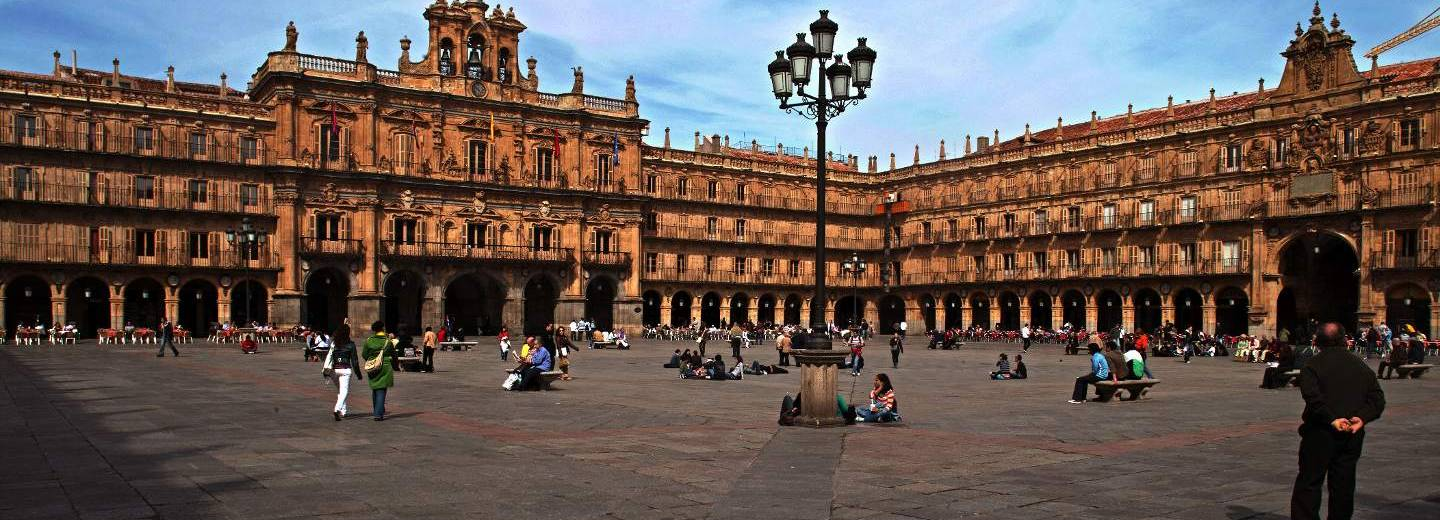 Salamanca. Plaza Mayor