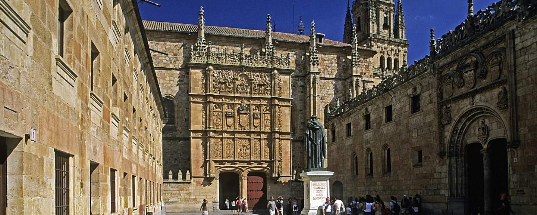 Salamanca. Universidad