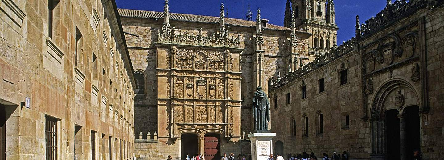 Salamanca. Universidad