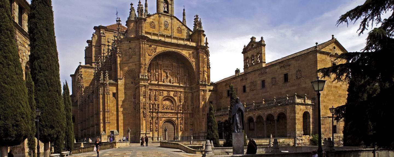 Salamanca. Convento de San Esteban