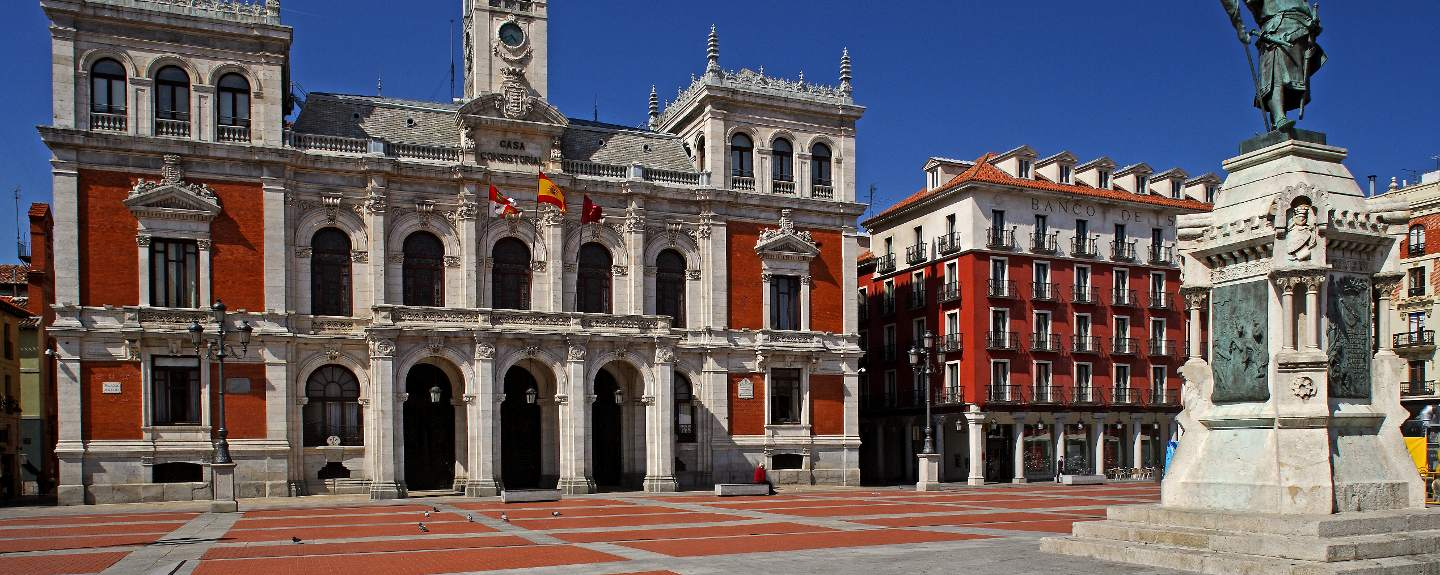 Valladolid. Plaza mayor