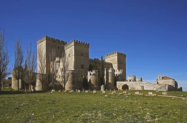 Castillos portal de turismo de la junta de castilla y le n for Oficina de turismo de zamora