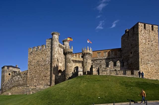 castillos portal de turismo de la junta de castilla y le n