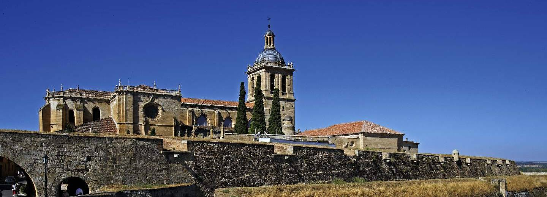 catedral de ciudad rodrigo portal de turismo de la junta