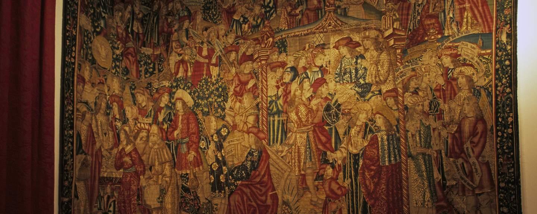 Catedral de Zamora. Sala de Tapices