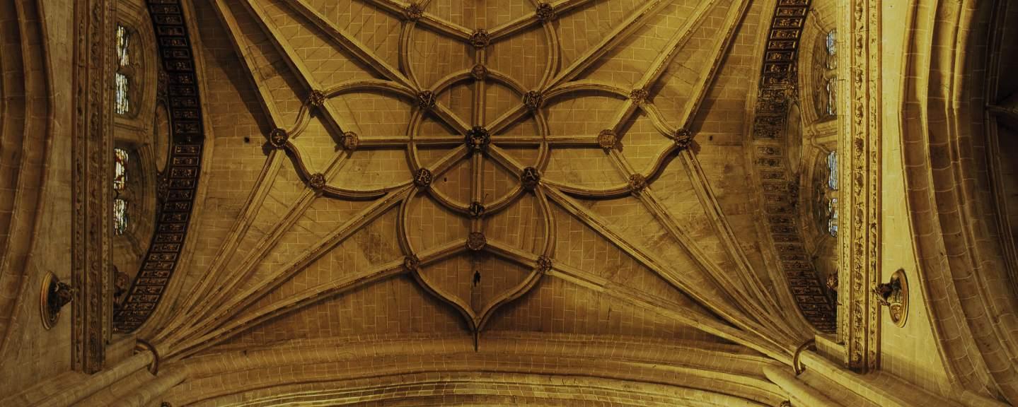 Catedral Nueva de Salamanca. Capilla Mayor