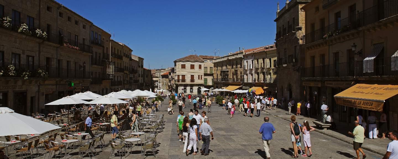 Ciudad Rodrigo. Plaza Mayor
