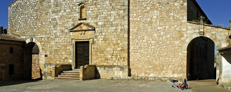 Maderuelo. Iglesia de Santa Maria