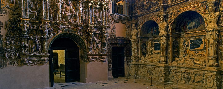 Medina de Rioseco. Santa Maria de Mediavilla. Capilla de los Benavente