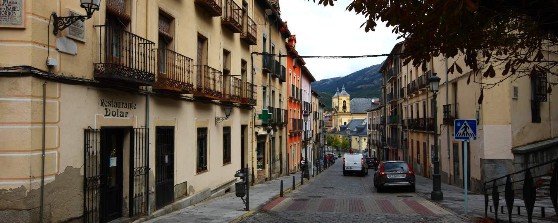 San Ildefonso o La Granja