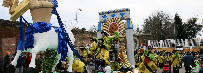 Carnaval de La Bañeza - BAÑEZA (LA)