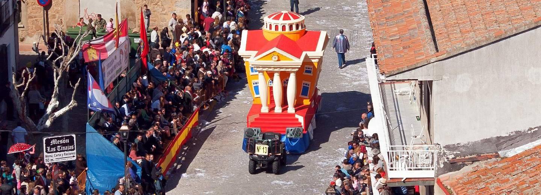 Carnavales de Cebreros - CEBREROS