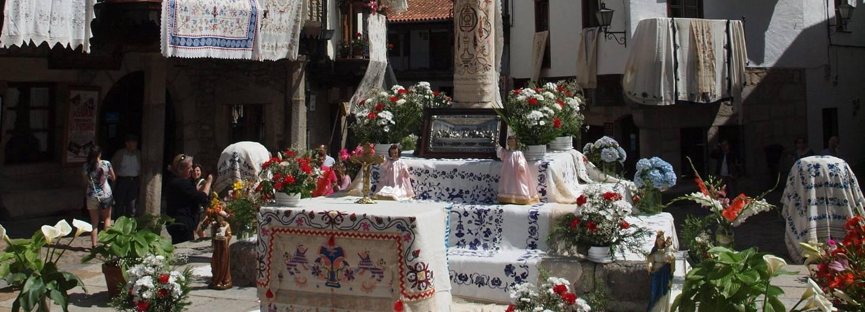 Corpus Christi - LA ALBERCA.