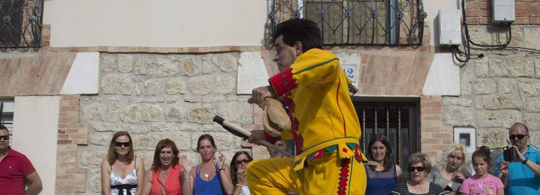 Fiesta del Colacho - CASTRILLO DE MURCIA