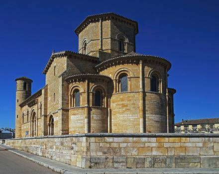 Iglesia de San Martín. Frómista (Palencia)