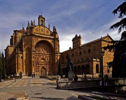Convento de San Esteban. Salamanca