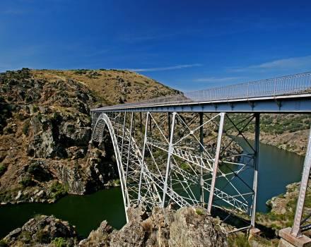 Puente de Pino de las Arribes del Duero