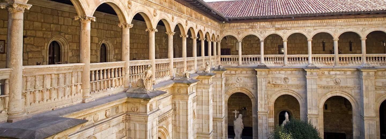 Resultado de imagen de antiguo convento de san marcos leon