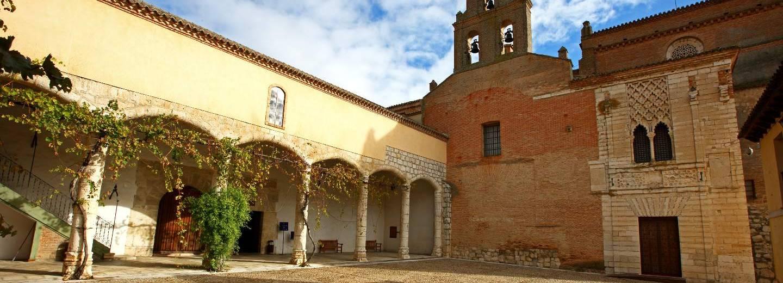 Monasterio de Santa Clara - Portal de Turismo de la Junta de ...