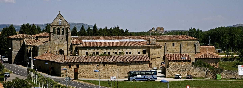 Monasterio de Santa María la Real - Portal de Turismo de la Junta ...
