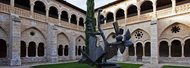 Monasterio De Santa Maria De Valbuena Portal De Turismo De La