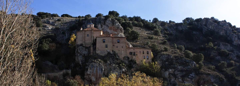Ermita de San Saturio - Portal de Turismo de la Junta de Castilla y León