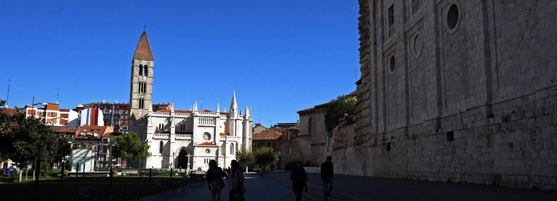 Iglesia de santa mar a de la antigua portal de turismo Oficina turismo valladolid