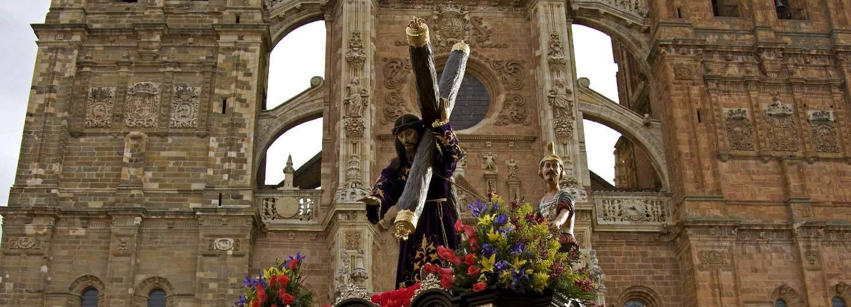 Semana santa de astorga portal de turismo de la junta de for Oficina de turismo astorga