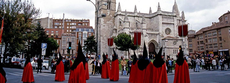 Semana santa de valladolid portal de turismo de la junta for Oficina de turismo de valladolid