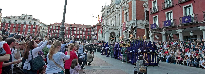 Semana santa de valladolid portal de turismo de la junta Oficina turismo valladolid
