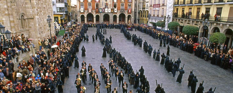 Resultado de imagen de procesion del cinco de copas 2017 zamora