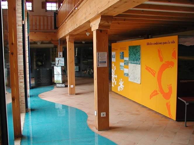 Casa del Parque de las Lagunas de Villafáfila 'El Palomar'
