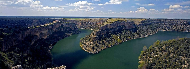 Resultado de imagen de hoces del rio duraton