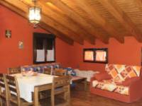 CASA RURAL FRESNO, vista interior