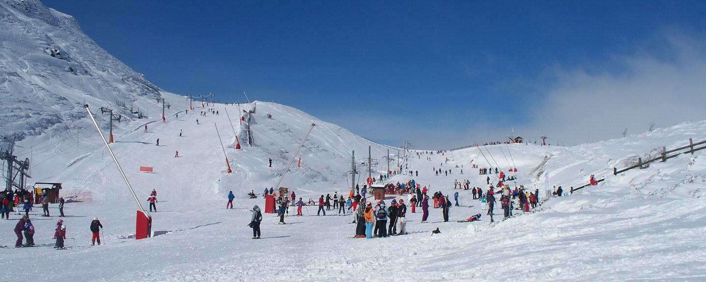 Disfruta de la nieve en Castilla y León.
