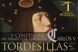 Carlos V en Tordesillas