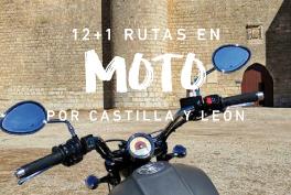Rutas en moto por Castilla y León